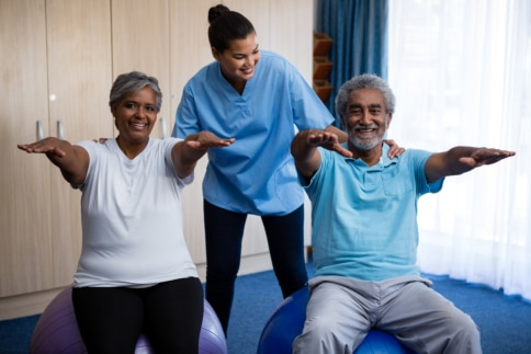Encourage Your Senior Loved One to Manage Their Health